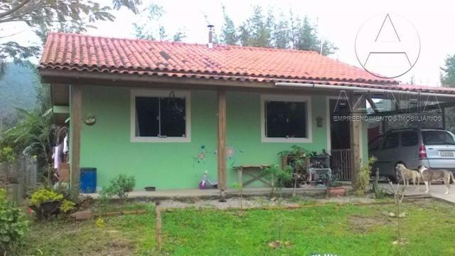 Casa à venda com 2 dormitórios em Encantada, Garopaba cod:1620