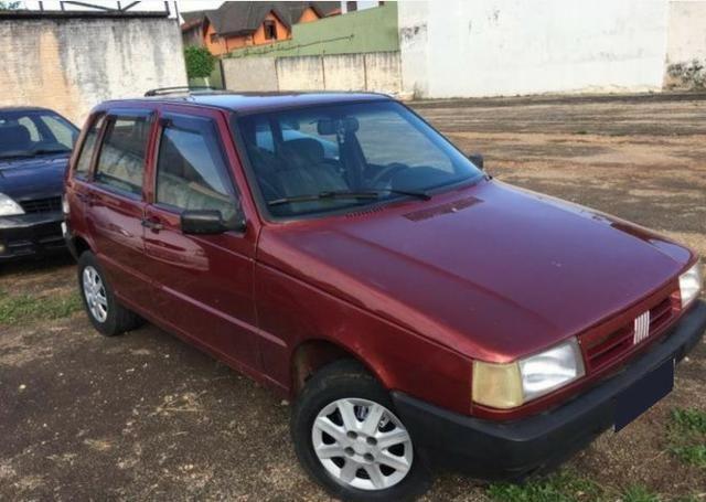 fiat uno 1 0 ie mille sx 8v gasolina 4p manual 1997 carros vans rh es olx com br Fiat Panda Fiat Punto