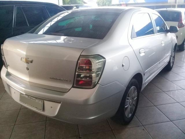 Chevrolet Cobalt LTZ 2015 - parcelamos na promissoria ou cheque - Foto 4