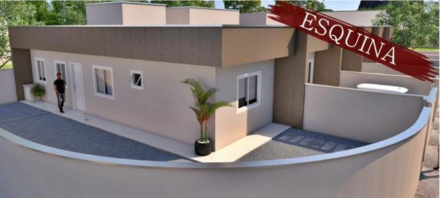 Casa Geminada No Paranaguamirim Com 2 Quartos