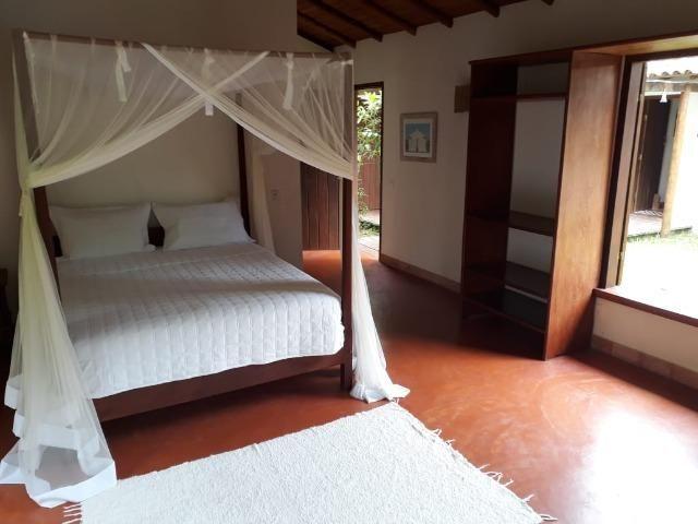 RE/MAX Safira aluga casa para temporada em área de preservação, em Trancoso - BA - Foto 14