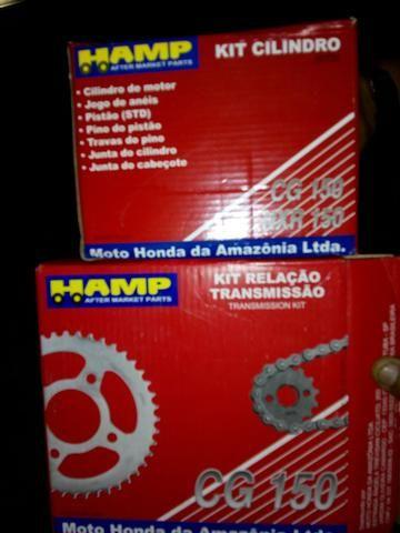 Vende se um kits cilindro original e um kits transmissão preço a combinar