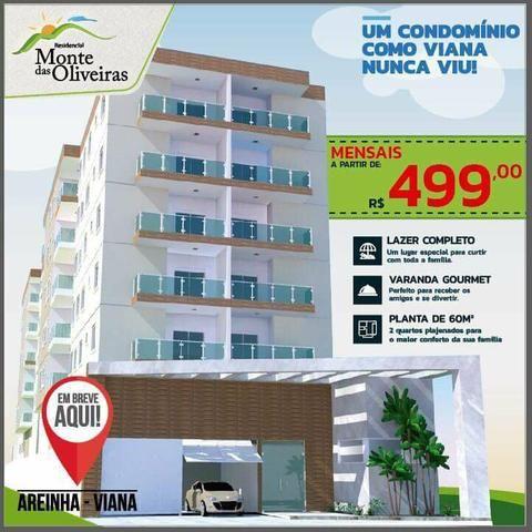 Lançamento Condomínio Monte das Oliveiras