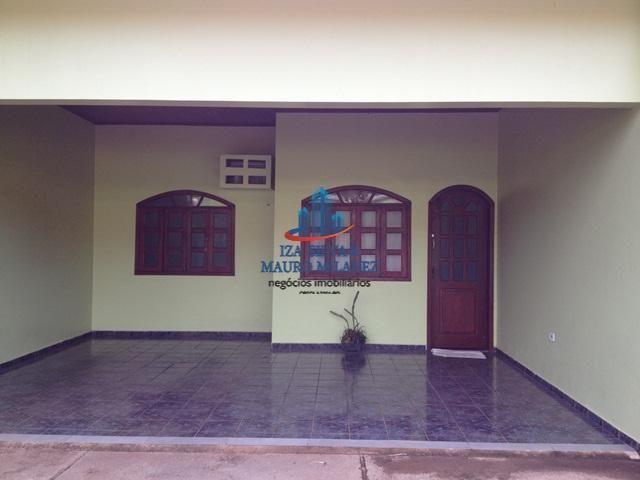 Casa residencial para locação, São Sebastião, Porto Velho.