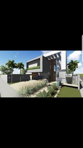 Terreno alphaville + Projeto arquitetônico
