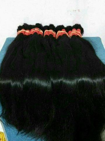 150 gramas de Mega Hair no precinho 60 cm