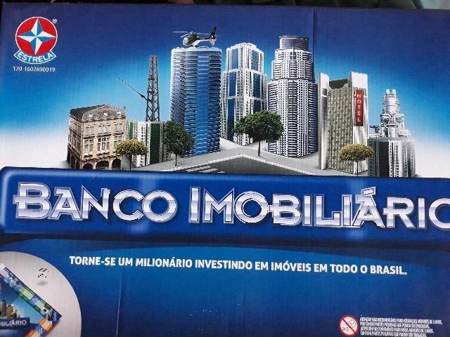 Banco Imobiliário Estrela semi novo