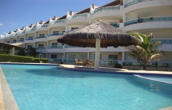 Apartamento residencial para locação, Cumbuco, Caucaia.