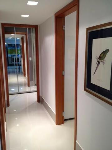 Apartamento Saint Etienne 03 quartos sendo 01 suíte com porcelanato 02 Vagas Sol da manhã - Foto 8