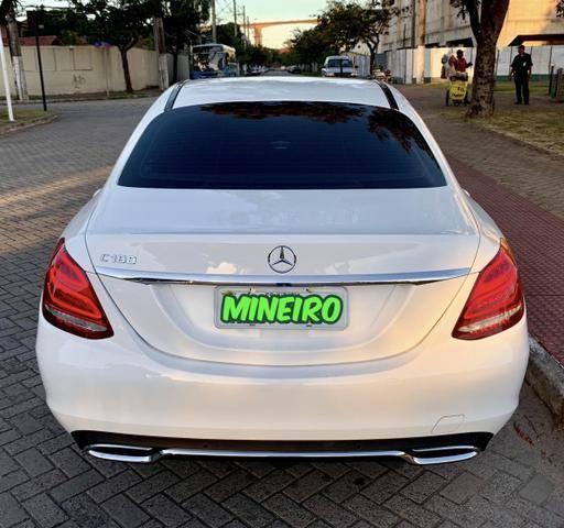 Mercedes benz - c180 cgi 1.6 turbo 16v automático 2018/2018 (único dono) - Foto 8
