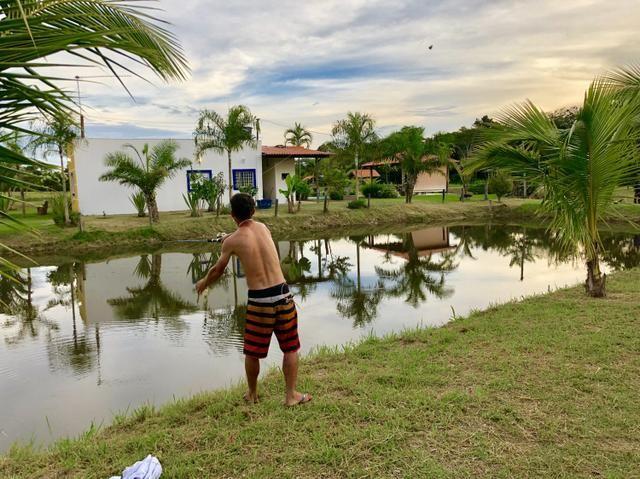 Chacara pesqueiro para aluguel - Foto 7