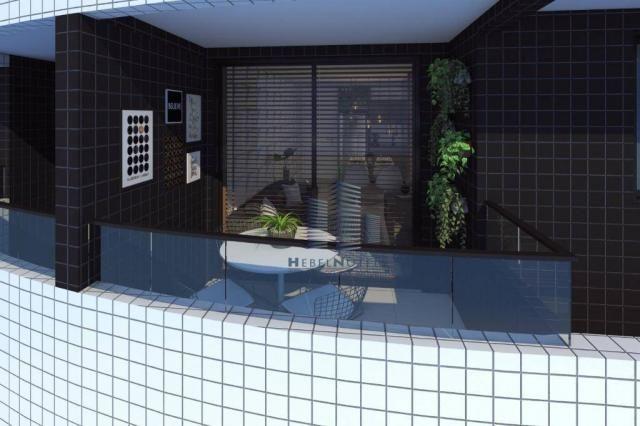 Apartamento com 1 dormitório à venda, 40 m² por R$ 240.000 - Jatiúca - Maceió/AL - Foto 5