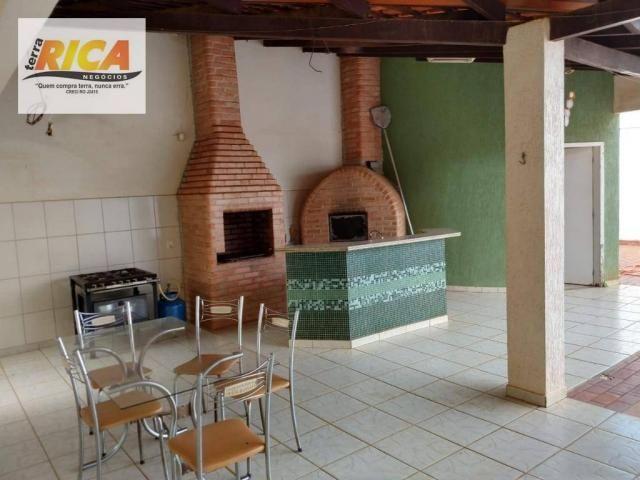Casa c/ 4 quartos Estilo Sobrado à venda no Condomínio Mediterrâneo - Foto 3