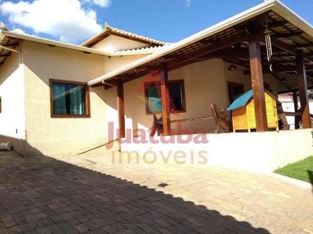 Casa residencial aconchegante com área gourmet disponível para venda em juatuba | juatuba  - Foto 13