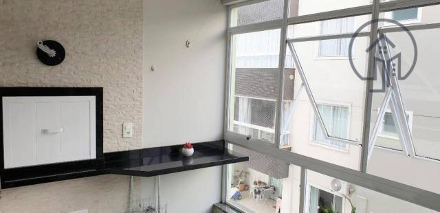 Apartamento com 1 suíte e 01 dormitório à venda por R$ 350.000 - Centro - Jaraguá do Sul/S - Foto 14