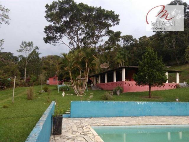 Chácara residencial à venda, Jardim das Palmeiras, Juquitiba. - Foto 17