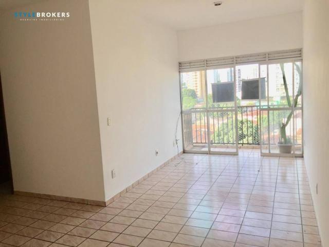 Apartamento no Edifício Apiacás com 3 dormitórios para alugar, 86 m² por R$ 1.000/mês - Foto 12