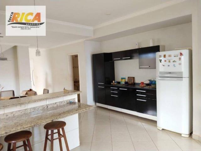 Casa c/ 4 quartos Estilo Sobrado à venda no Condomínio Mediterrâneo - Foto 13