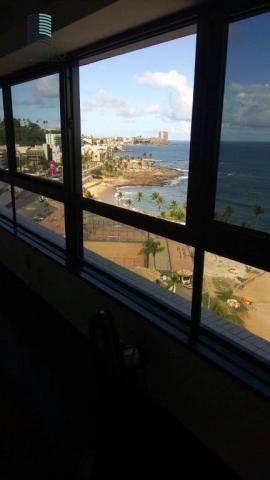 Ondina Apart - Apartamento com 3 dormitórios para alugar, 120 m² por R$ 3.024/mês - Ondina - Foto 17
