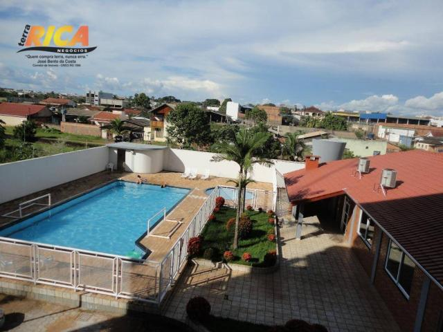 Apto no Condomínio Milênio em Ji-Paraná a venda - Foto 2