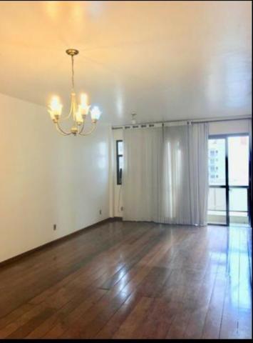 Excelente Apartamento 130m² Vaga de Garagem e Dependência Completa Rua Dna Delfina Tijuca
