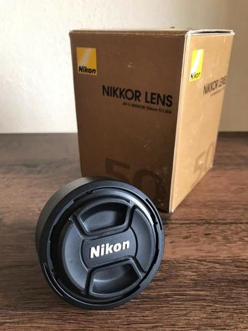 Câmera Nikon D5200 + Lente 50 mm + Lente 10-20mm - Foto 3