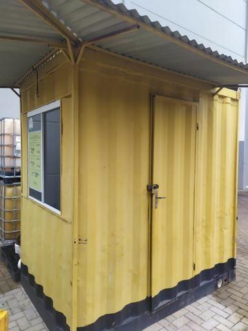 Vendo guarita container - Foto 2