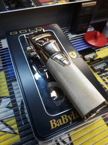 Máquina Babyliss Pro Gold FX - Foto 2