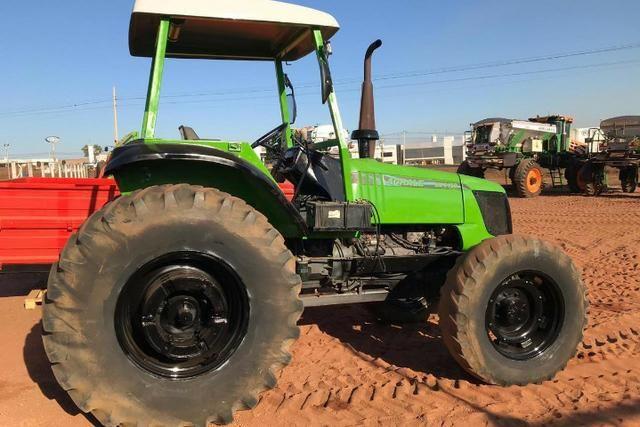 Trator Agrale Bx 6150 4x4 ano 2003 - Foto 3