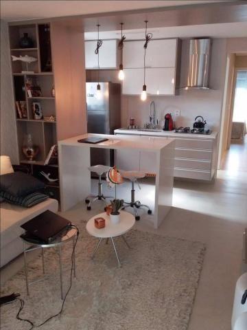 Apartamento à venda, 53 m² por r$ 345.900,00 - jardim - santo andré/sp