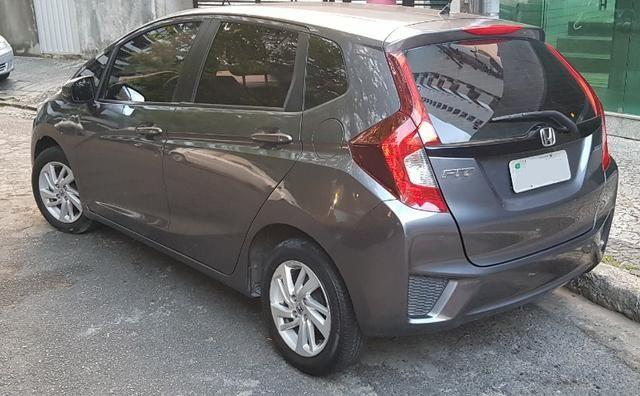 Honda Fit LX único dono todas revisões na Honda apenas 30mil km - Foto 3