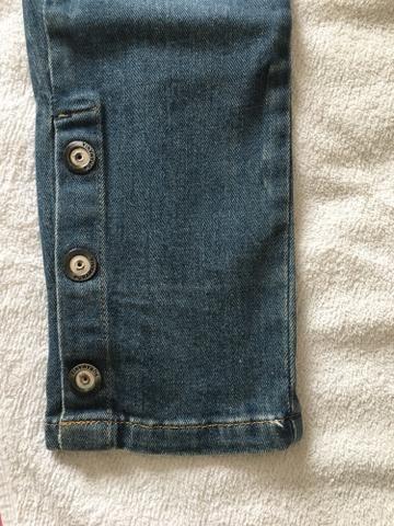 Calça jeans núm:40 - Foto 6