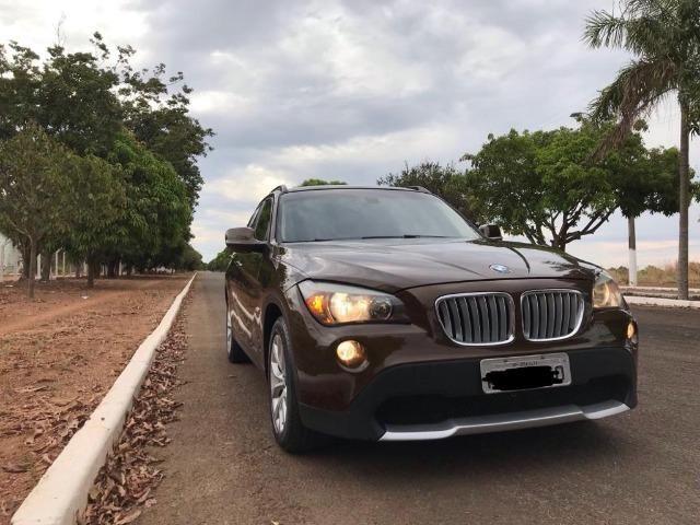 BMW X1 SDrive 18i Marrom - Foto 3