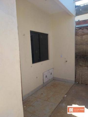 QSC 21 Taguatinga sul Casa nova 2 Qtos 10 Vagas ótimo espaço lote 360 metros - Foto 17