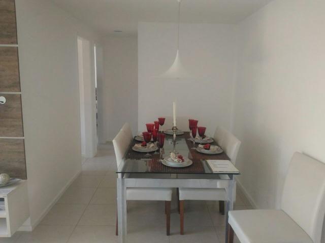 2 Quartos em Pernambués/Cabula - Apartamento com Suite e Varanda - A Partir de 215 mil - Foto 6