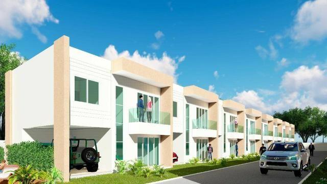 Lançamento Casa de 3 suites em Ipitanga R$ 379.000,00