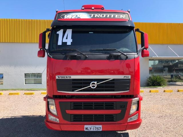 Volvo Fh460 6x2 2014 Globetrotter - Foto 2