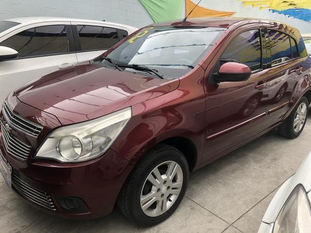 Chevrolet Agile Ltz 1.4 Completo 2012 - Foto 3