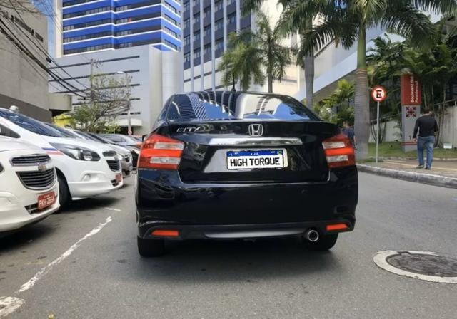 Honda City EX 1.5 aut. 2013 , Preto - Foto 14