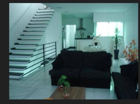 Sobrado à venda, 231 m² por r$ 900.000,00 - jardim - santo andré/sp - Foto 2