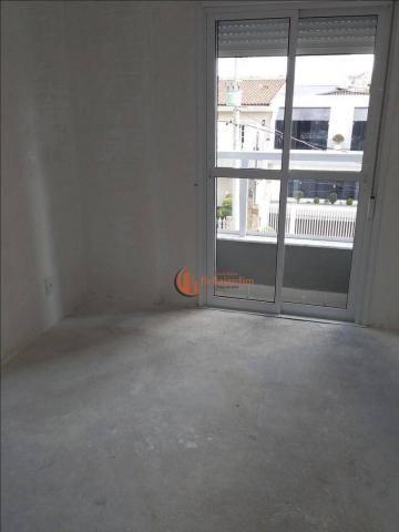 Apartamento à venda, 53 m² por r$ 345.900,00 - jardim - santo andré/sp - Foto 13