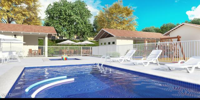 R$ 160.000 Vendo Linda casa com 2 Quartos na Vila Smart Campo Belo, em condomínio Fechado - Foto 10