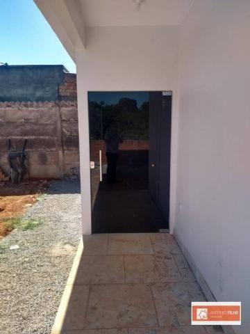 QSC 21 Taguatinga sul Casa nova 2 Qtos 10 Vagas ótimo espaço lote 360 metros - Foto 4