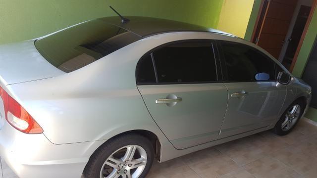 Honda Civic EXS Flex 2007 / 2008 - Foto 4