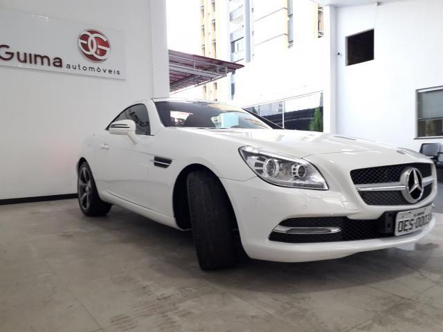 M. benz SLK 250 2014 1.8 CGI Tb Gasolina 2P Automatico