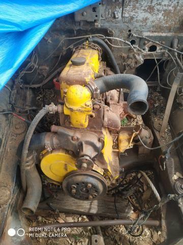 Motor 4cilindros alcool opala caravan - Foto 4