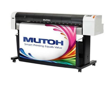 Impressora Plotter Mutoh Rj-900x Series