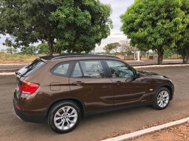 BMW X1 SDrive 18i Marrom - Foto 6