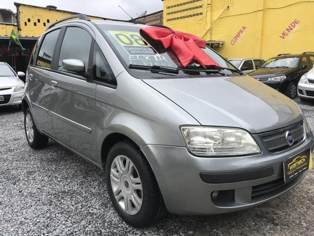 Fiat ideia 1.4 2008 - Foto 3