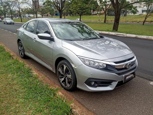 Honda Civic EXL 2018 garantia de fábrica até 2021 - Foto 3